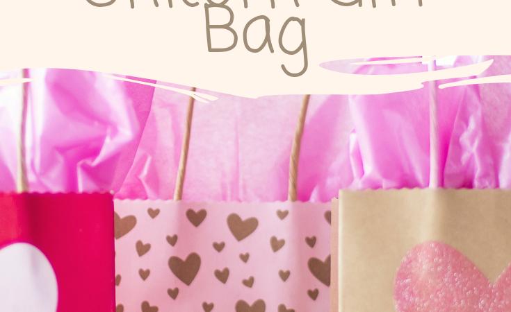 DIY Unicorn Gift Bag